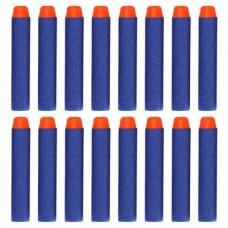 200PCS Dart Refill For Nerf N-Strike Elite,7.2cm Kids Toy Soft Darts