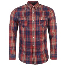 883 Police Bronco Long Sleeved Shirt