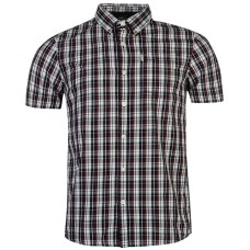 883 Police Sigma Check Shirt