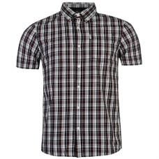 883 Police Sigma Check Shirt