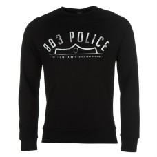 883 Police Western Logo Sweater