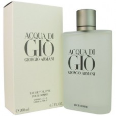 Acqua Di Gio Men by Armani 6.7 oz EDT Spray
