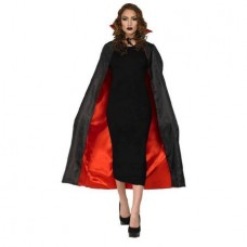 Adult Reversible Cape Halloween Costume Accessory