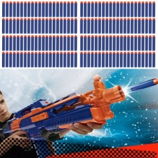 Ancheer 100PCS Darts Refill For Nerf N-Strike Elite,Kids Safety Toy Soft Darts