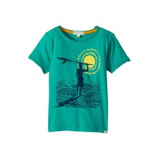 Appaman Kids Super Soft Surfer's Paradise Graphic Tee (Toddler/Little Kids/Big Kids)