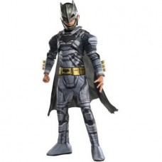 Armored Batman Child Deluxe Muscle Chest Halloween Costume