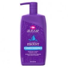 Aussie Mega Moist Shampoo, 29.2 Oz