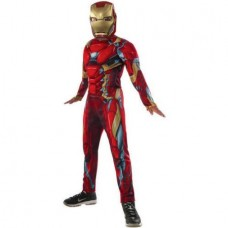 "Avengers ""Iron Man"" Child Muscle Chest Halloween Costume"