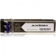 Axion SFP-1GSXLC-AX Axiom SFP Module - For Optical Network, Data Networking Network - Optical Fiber850 nm - Multi-mode - Gigabit Ethernet - 1000Base-SX - 1