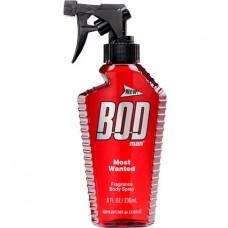 BOD Man Most Wanted Body Spray, 8 fl oz
