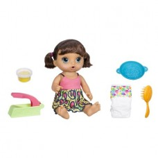 Baby Alive Super Snacks Snackin' Noodles Baby Doll - Brunette