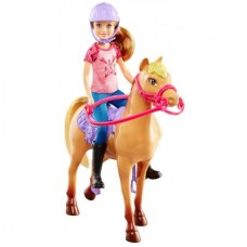 Barbie Camping Fun Stacie Doll & Horse