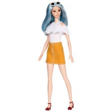 Barbie Fashionistas Doll Blue Beauty, Tall Body, Caucasian