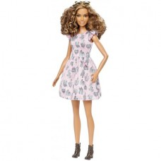 Barbie Fashionistas Doll Cactus Cutie, Tall Body, African American
