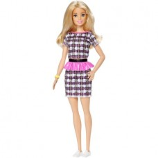 Barbie Fashionistas Doll Peplum Power, Original Body, Caucasian