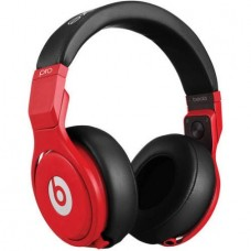 Beats by Dr. Dre Pro Over-Ear Headphones, Red/Black