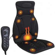 Best Choice Products 10-Motor Vibration Shiatsu Massage Seat Cushion W/ Heat