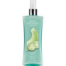 Body Fantasies Signature Cucumber Melon Fragrance Body Spray, 8 fl oz