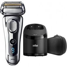 Braun Series 9 9290cc Wet & Dry Electric Shaver Kit, 6 pc