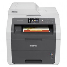 Brother MFC-9130CW Digital Color All-in-One with Wireless Networking Printer/Copier/Scanner/Fax Machine