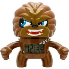 """BulbBotz Star Wars Chewbacca 7.5"""" Tall Alarm Clock"""
