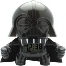 """BulbBotz Star Wars Darth Vader 7.5"""" Tall Alarm Clock"""
