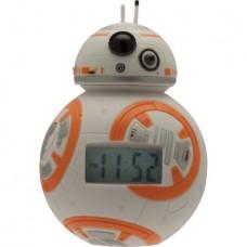 "BulbBotz Star Wars Episode VII BB-8 3.5"" Tall Alarm Clock"