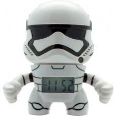 "BulbBotz Star Wars Episode VII Stormtrooper 3.5"" Tall Alarm Clock"