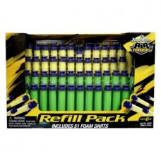 Buzz Bee Toys Air Warriors 51 Suction Dart Refill