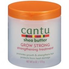 Cantu Shea Butter Grow Strong Strengthening Treatment 6 oz. Jar