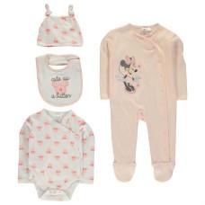 Character 4 Piece Romper Suit Set Baby