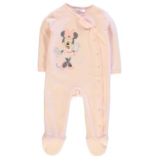 Character Velour Sleep Suit Baby