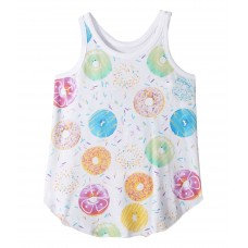 Chaser Kids Donuts Tank Top (Little Kids/Big Kids)