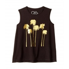 Chaser Kids Golden Palms Tank Top (Toddler/Little Kids)