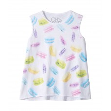 Chaser Kids Macron Mania Tank Top (Toddler/Little Kids)