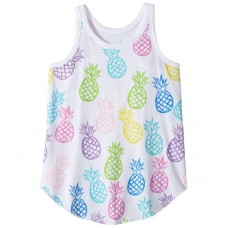 Chaser Kids Pineapple Pop Tank Top (Little Kids/Big Kids)