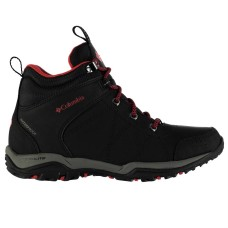 Columbia Fire Leather Walking Boots Ladies