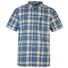 Columbia Mens Short Sleeve Walking Shirt