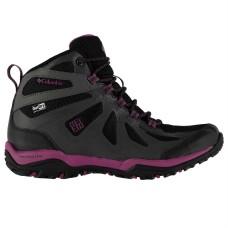 Columbia Peak Mid Hi Walking Boots Ladies