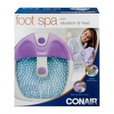 Conair Foot Spa with Vibration & Heat, Model FB3