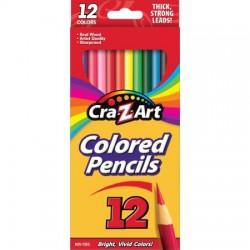 Cra-Z-Art Colored Pencils - 12 Count