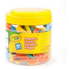 Crayola 128-Piece Letter Magnet Set