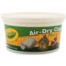 Crayola 2.5 Pound Air Dry Clay Bucket