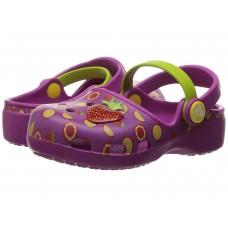 Crocs Kids Karin Novelty Clog (Toddler/Little Kid)