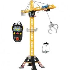 Dickie Toys Mega Crane Remote Control Set