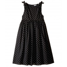 Dolce & Gabbana Kids Tropical City Dot Dress (Big Kids)