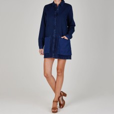 Firetrap Luxe Shirt Dress