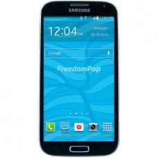 FreedomPop Samsung Prepaid Galaxy S4 CPO Smartphone
