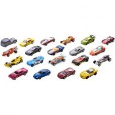 Hot Wheels 20 Die-Cast Car Gift Pack (Styles May Vary)