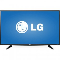 "LG 43UH6100 43"" 4K Ultra HD 2160p 120Hz LED Smart HDTV (4K x 2K)"